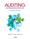 Auditing and assurance services. An integrated approach.